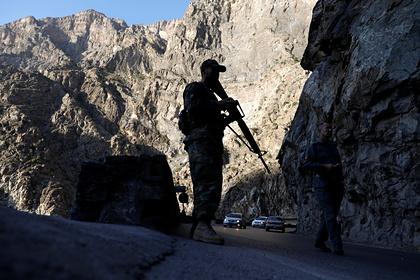 В Афганистане при взрыве мины погиб ребенок