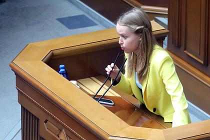 Девушка Саакашвили прокомментировала его отношения с женой