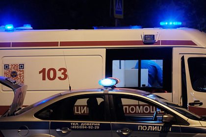 Пять россиян погибли в результате столкновения автобуса и грузовика