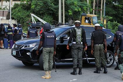 Из переполненной нигерийской тюрьмы сбежали более 500 человек