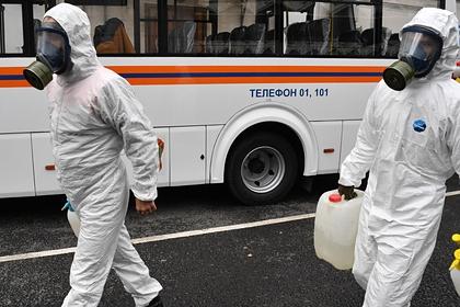 В еще одном российском регионе выявили более 1000 случаев COVID-19 за сутки