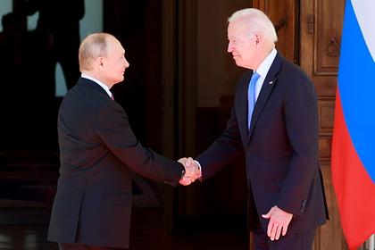 В Кремле ответили на вопрос о встрече Путина и Байдена