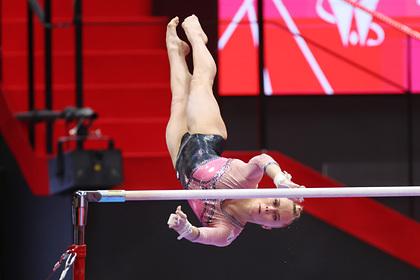 Гимнастка Мельникова прокомментировала лишение ее золота чемпионата мира