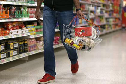 Британцы испугались остаться без еды на Рождество