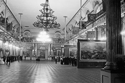 Раскрыт процесс продажи шедевров из Эрмитажа сталинским правительством