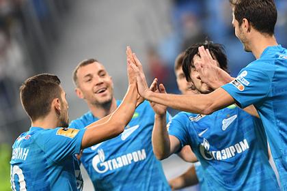 «Зенит» запустил продажу посвященных разгрому «Спартака» футболок