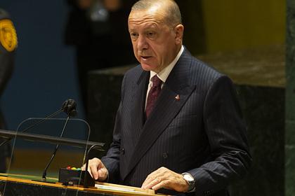 Эрдоган оценил заявление послов после решения о высылке как «шаг назад»