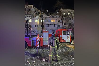 Взрыв в жилом доме в Набережных Челнах унес жизнь 22-летней девушки