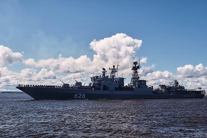 Российские моряки спасли судно от пиратов