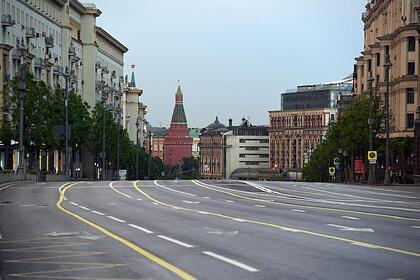 В Москве и Подмосковье начались нерабочие дни