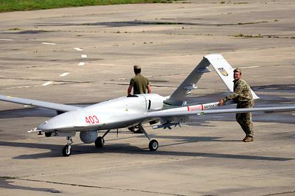 Раскрыты последствия удара турецких дронов по Донбассу