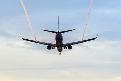Летевший из Каира в Москву пассажирский самолет подал сигнал тревоги