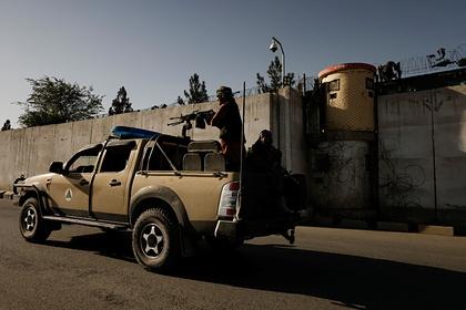 В Кабуле пожаловались на участившиеся после прихода «Талибана» случаи грабежа