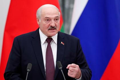 Семью Лукашенко обвинили в организованной торговле людьми