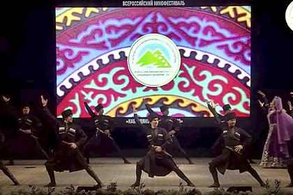 В Нальчике открылся всероссийский кинофестиваль «Кабардино-Балкария-100»